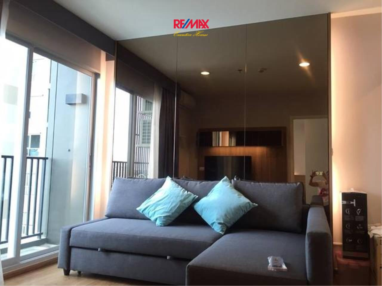 RE/MAX Executive Homes Agency's Stunning 1 Bedroom for Sale Fuse Sathorn-Taksin 1