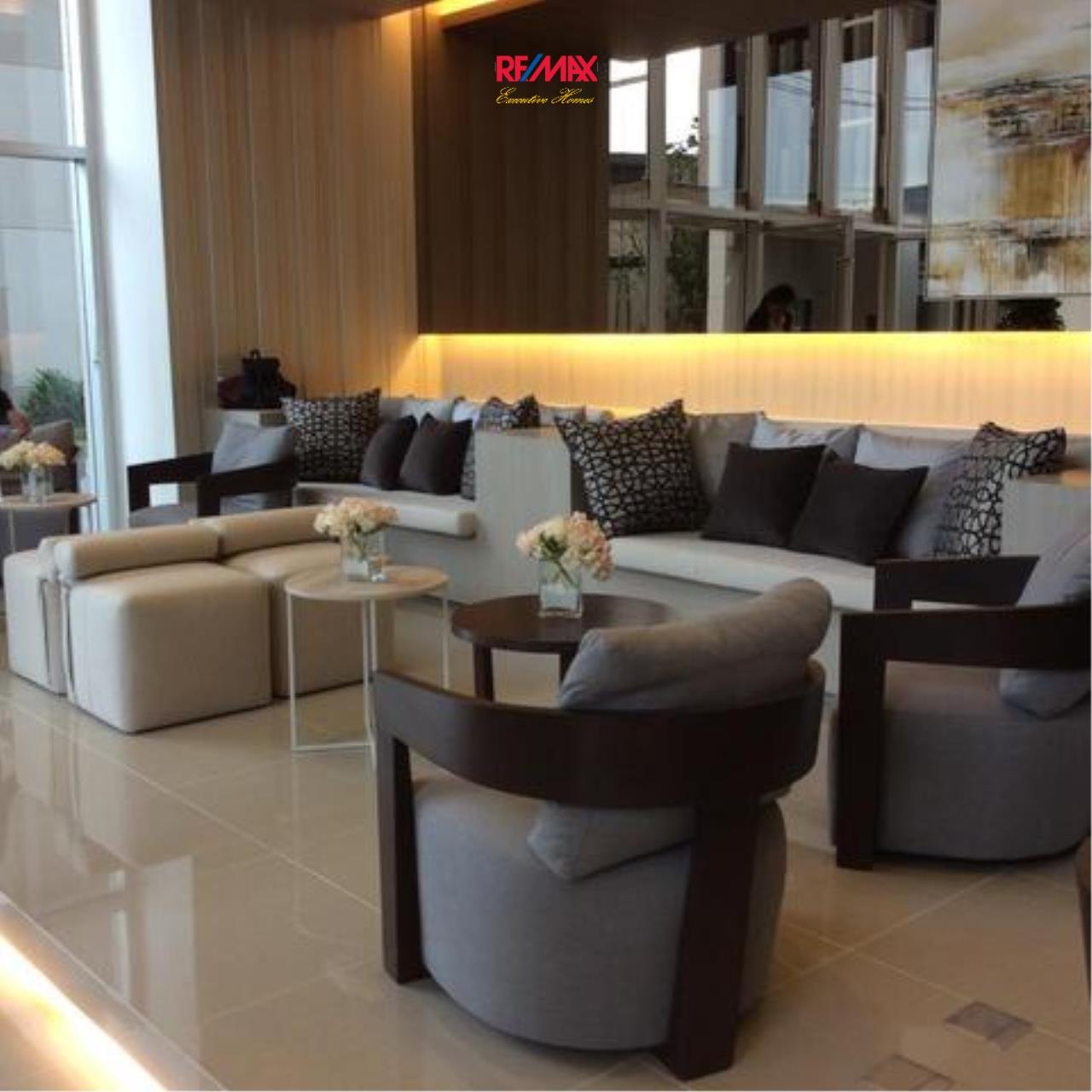 RE/MAX Executive Homes Agency's Stunning 1 Bedroom for Sale Fuse Sathorn-Taksin 7