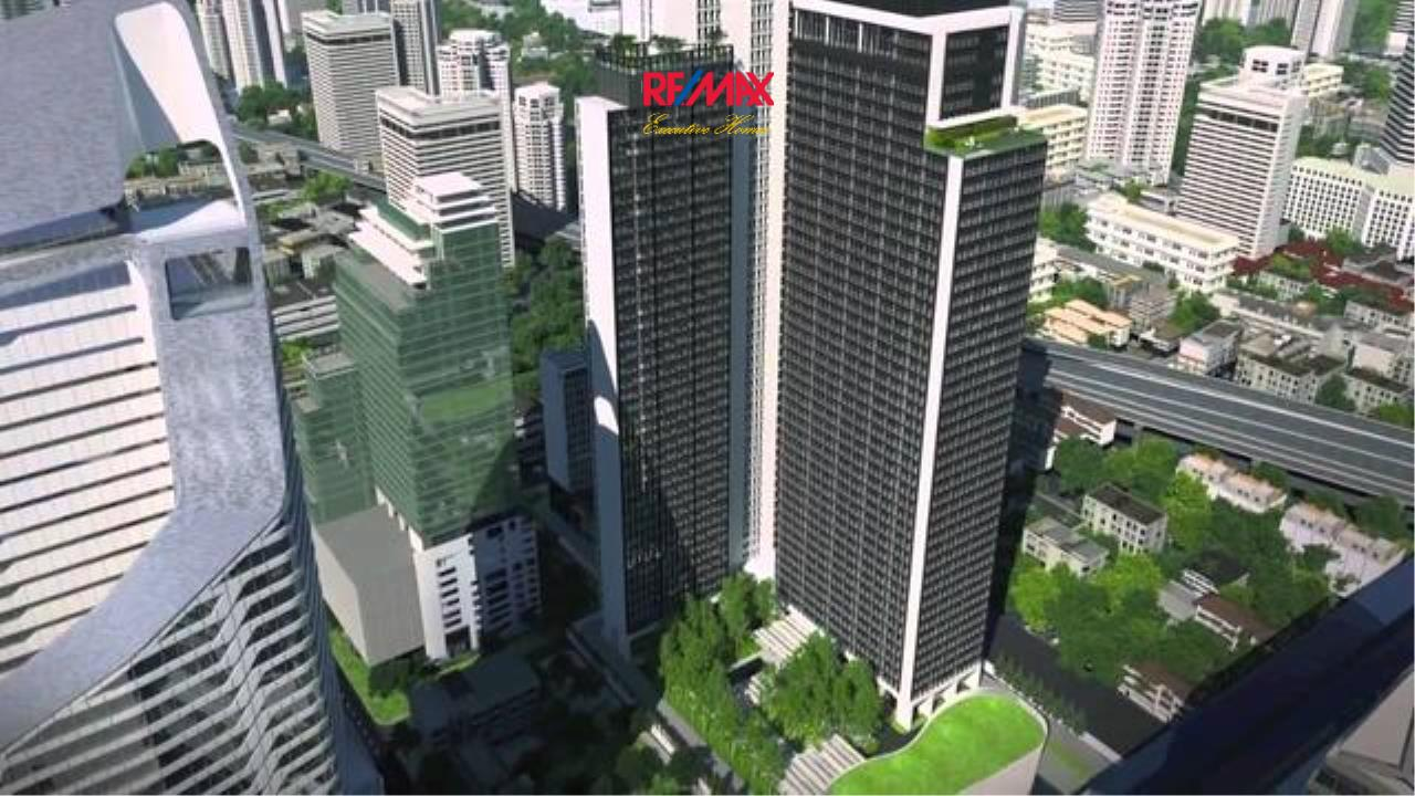 RE/MAX Executive Homes Agency's Brand New 1 Bedroom for Sale Noble Phloenchit  1