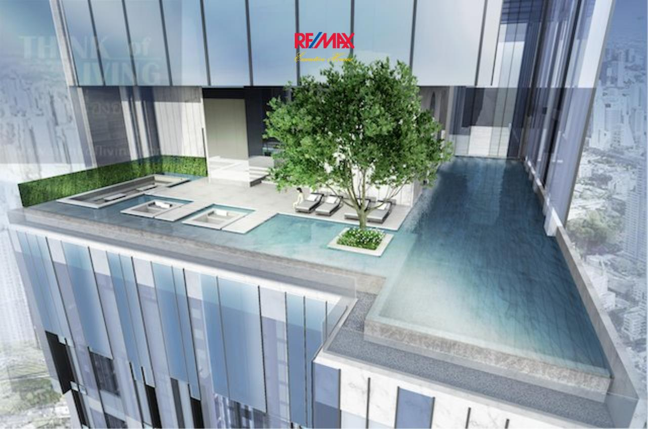 RE/MAX Executive Homes Agency's Spacious 1 Bedroom for Sale The Diplomat Sathorn 3