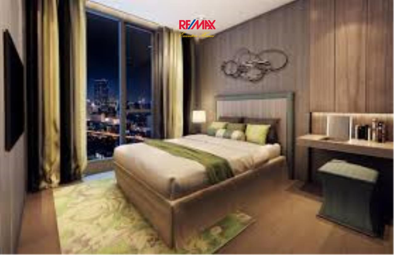 RE/MAX Executive Homes Agency's Spacious 1 Bedroom for Sale The Diplomat Sathorn 1