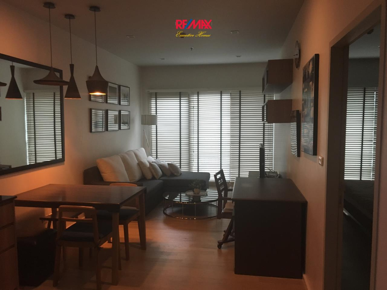 RE/MAX Executive Homes Agency's Stunning 1 Bedroom for Rent Noble Refine 1