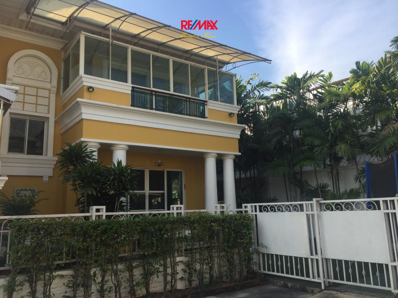 RE/MAX Executive Homes Agency's Beautiful 3 Bedroom House for Sale Euros Prime Village Ladkrabang 3