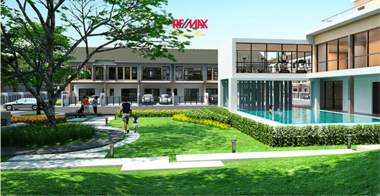 RE/MAX Executive Homes Agency's Nice 3 Bedroom House for Sale Moo Baan Time Home 1