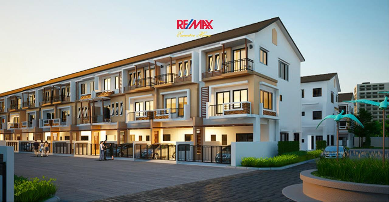 RE/MAX Executive Homes Agency's Nice 3 Bedroom House for Sale Moo Baan Time Home 2