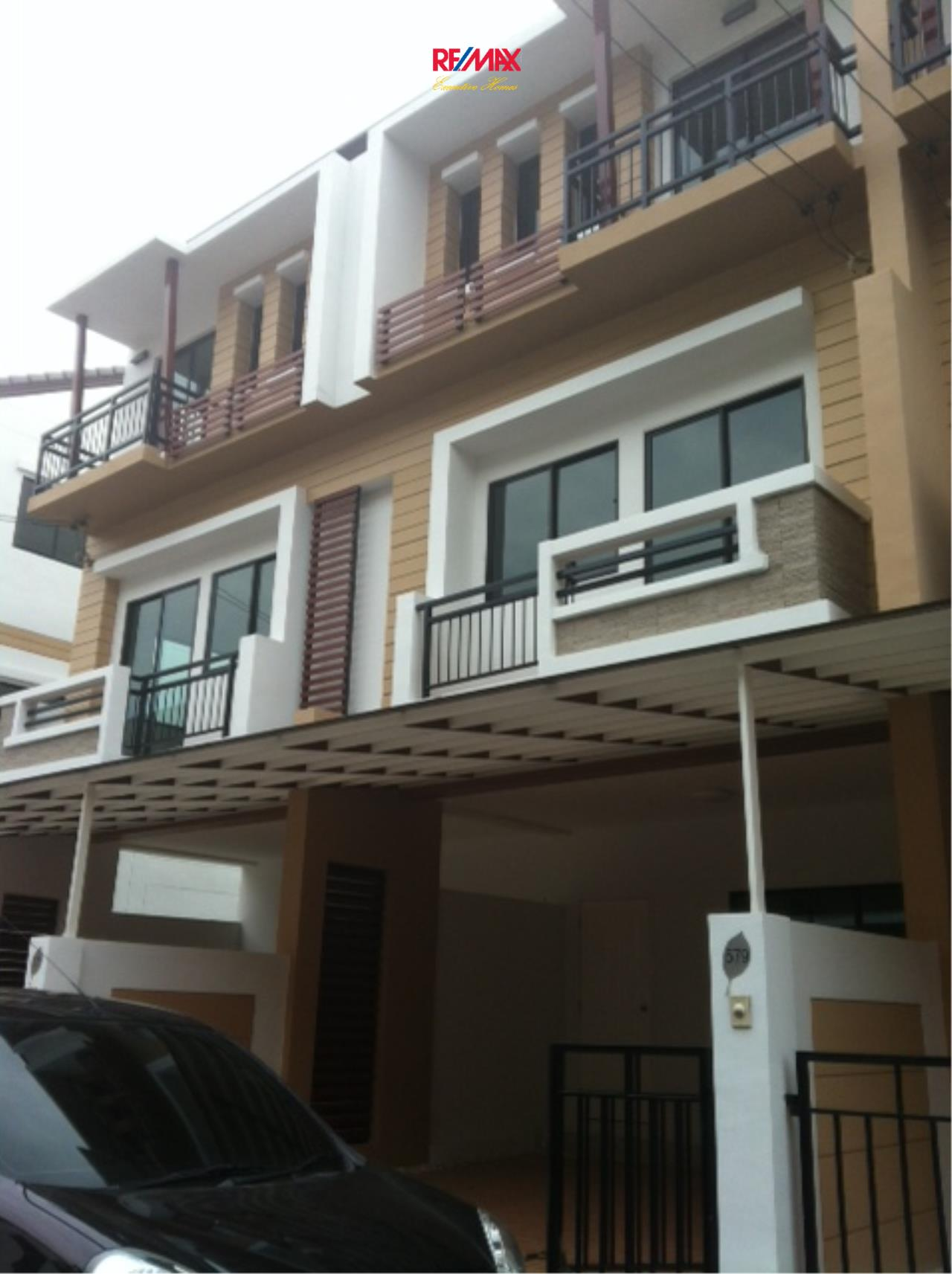 RE/MAX Executive Homes Agency's Nice 3 Bedroom House for Sale Moo Baan Time Home 4