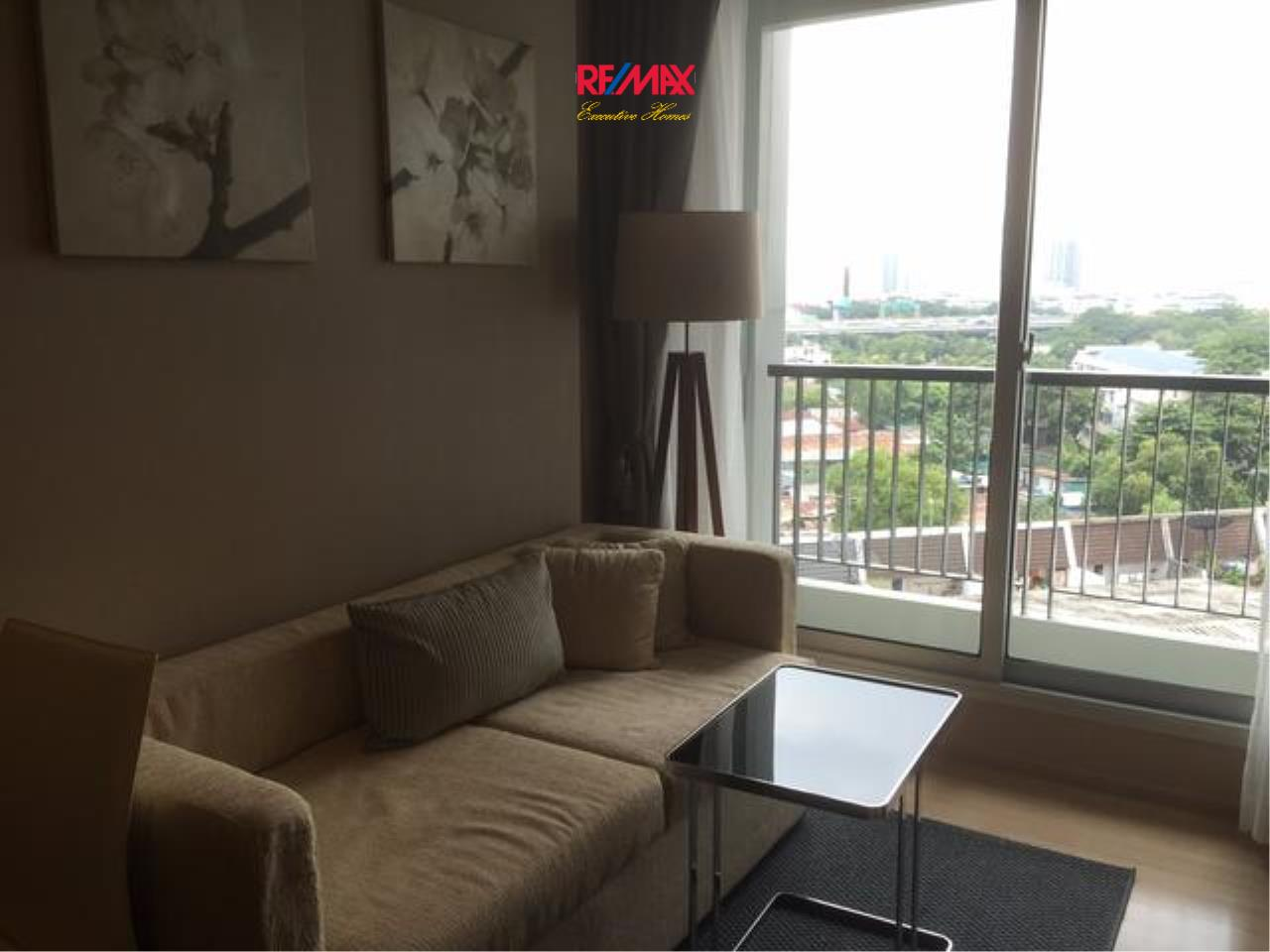 RE/MAX Executive Homes Agency's Beautiful 2 Bedroom for Rent Rhythm Sathorn 2