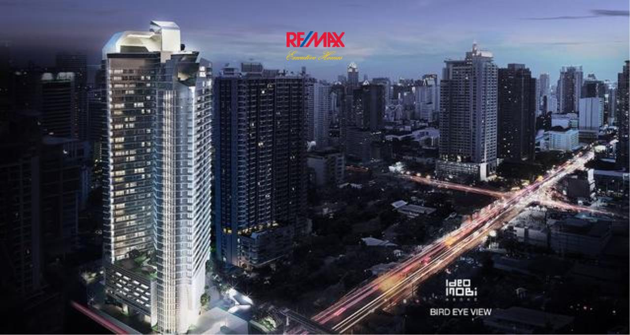 RE/MAX Executive Homes Agency's Brand New 2 Bedroom for Sale Ideo Mobi Asoke 1