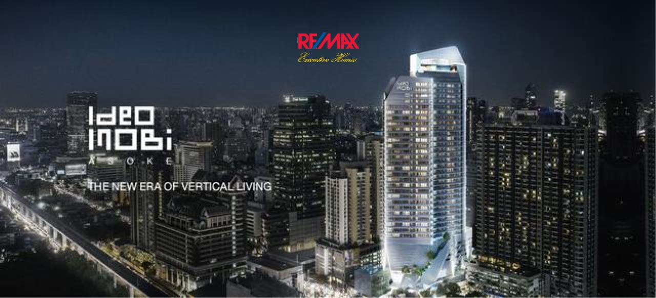 RE/MAX Executive Homes Agency's Brand New 2 Bedroom for Sale Ideo Mobi Asoke 2