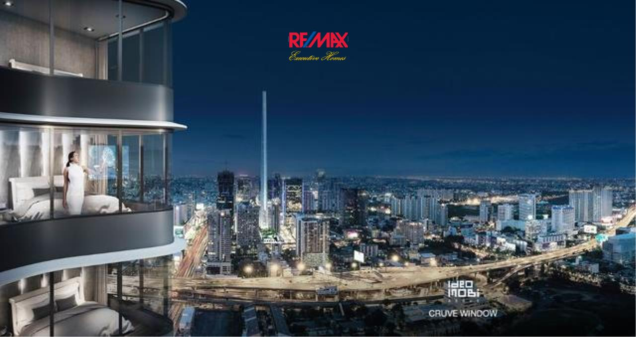 RE/MAX Executive Homes Agency's Brand New 2 Bedroom for Sale Ideo Mobi Asoke 5