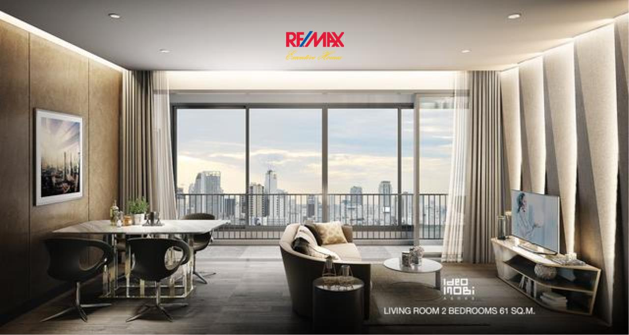 RE/MAX Executive Homes Agency's Brand New 2 Bedroom for Sale Ideo Mobi Asoke 3