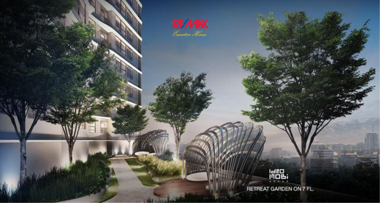 RE/MAX Executive Homes Agency's Brand New 2 Bedroom for Sale Ideo Mobi Asoke 6