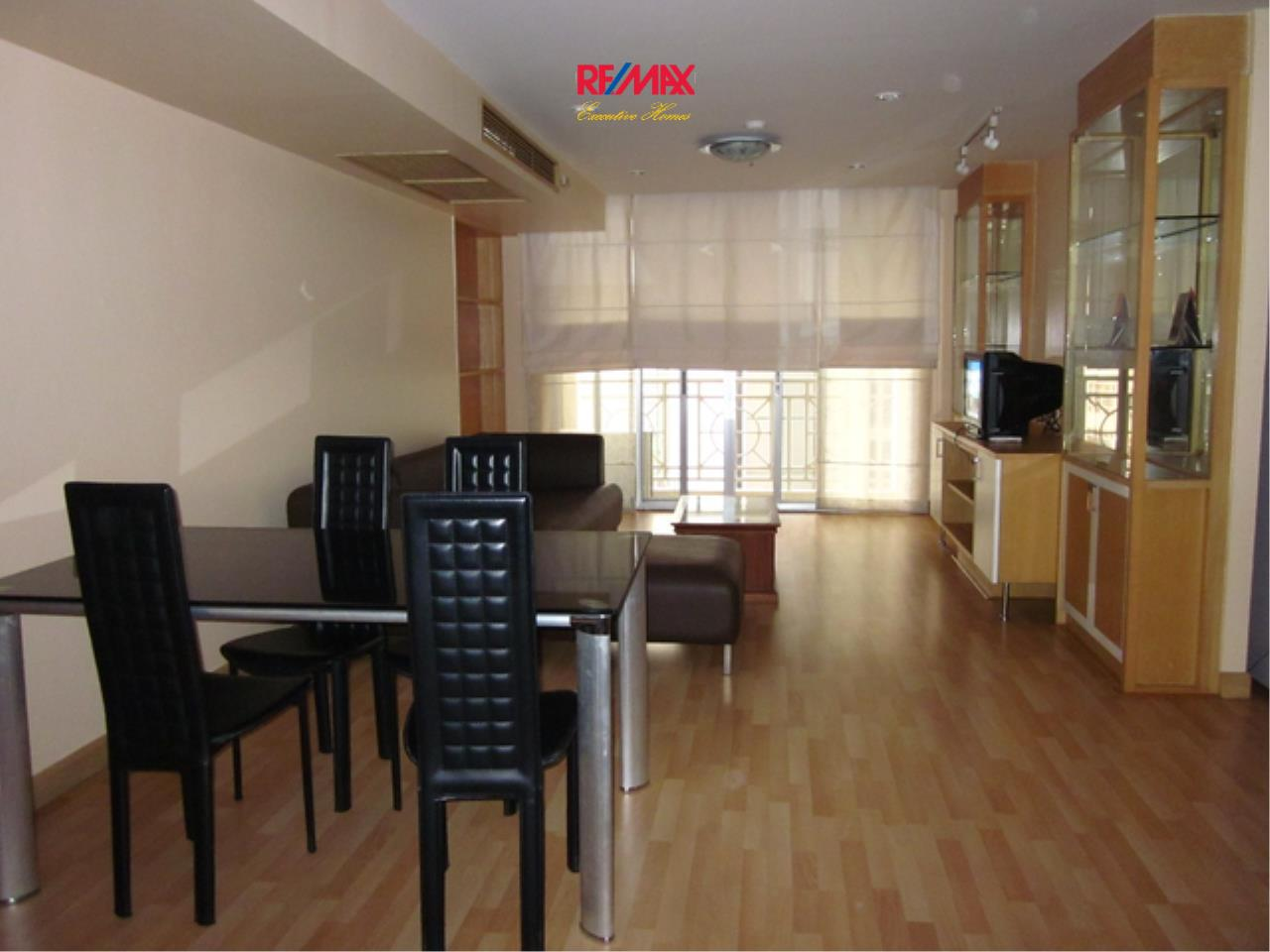RE/MAX Executive Homes Agency's Spacious 1 Bedroom for Rent and Sale Asoke Place 2