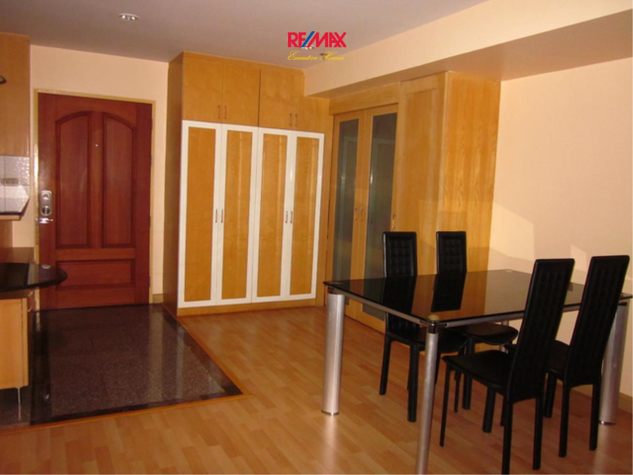 RE/MAX Executive Homes Agency's Spacious 1 Bedroom for Rent and Sale Asoke Place 6