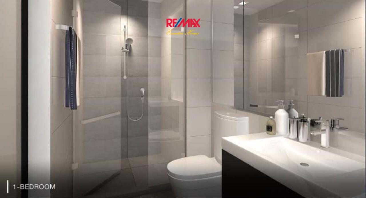 RE/MAX Executive Homes Agency's Brand New 1 Bedroom for Sale Venio Sukhumvit 10 8