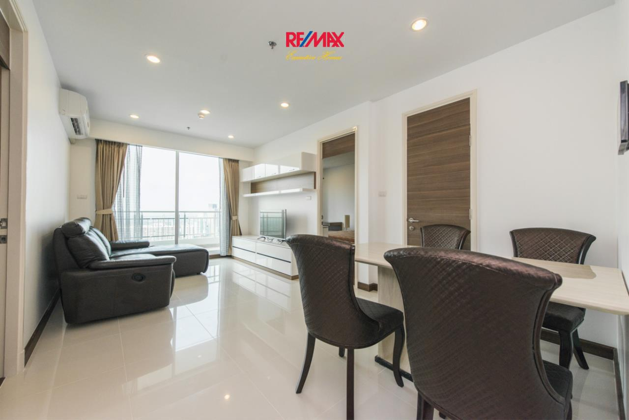 RE/MAX Executive Homes Agency's Stunning 2 Bedroom for Rent Supalai Prima Riva 3