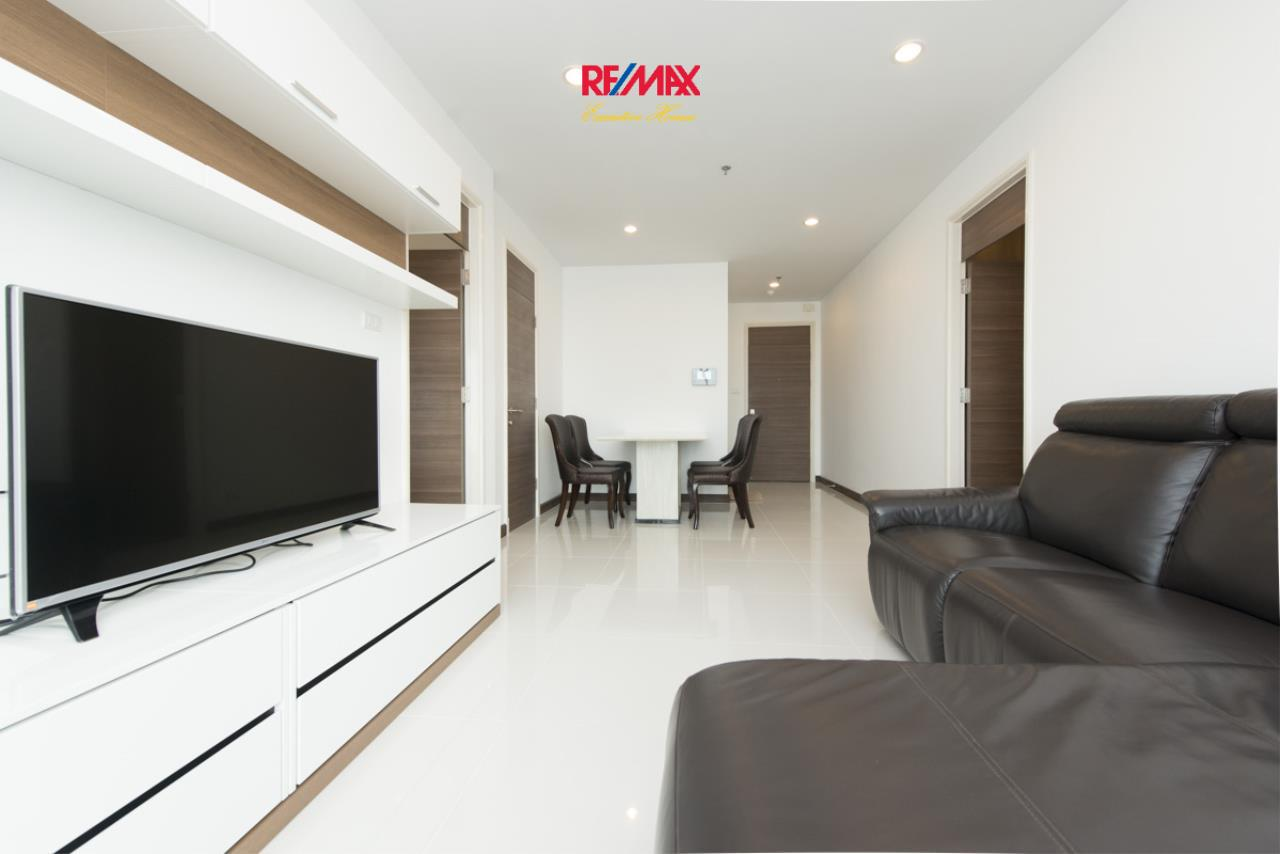 RE/MAX Executive Homes Agency's Stunning 2 Bedroom for Rent Supalai Prima Riva 1