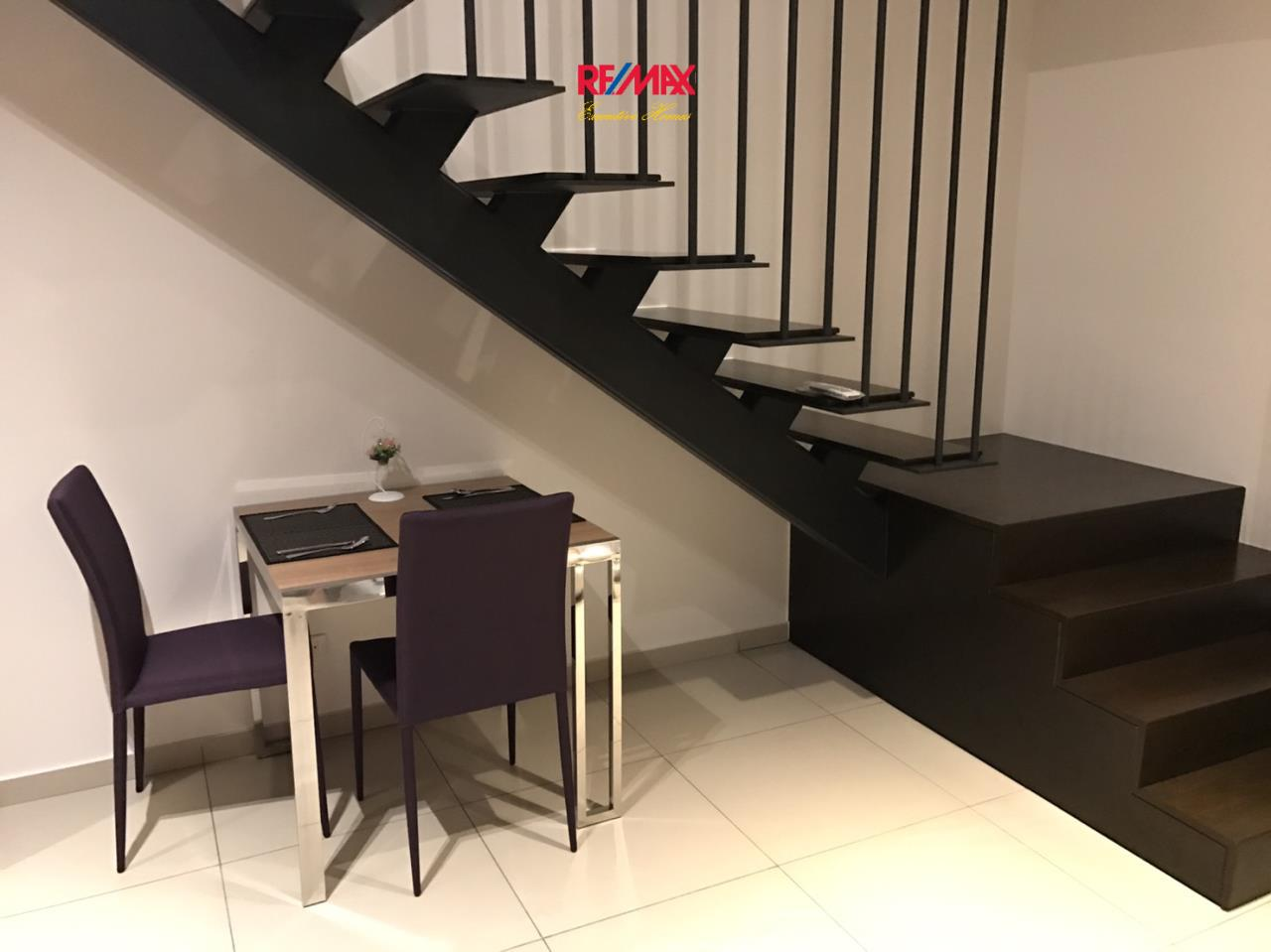 RE/MAX Executive Homes Agency's Nice 1 Bedroom Duplex for Sale The Lofts Ekkamai 5