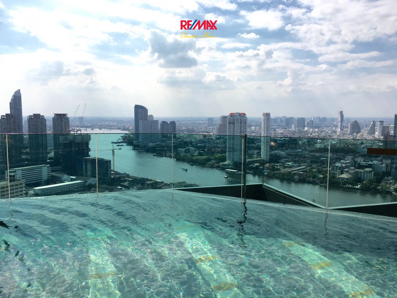 RE/MAX Executive Homes Agency's Nice 1 Bedroom for Rent The Rhythm Sathorn 5