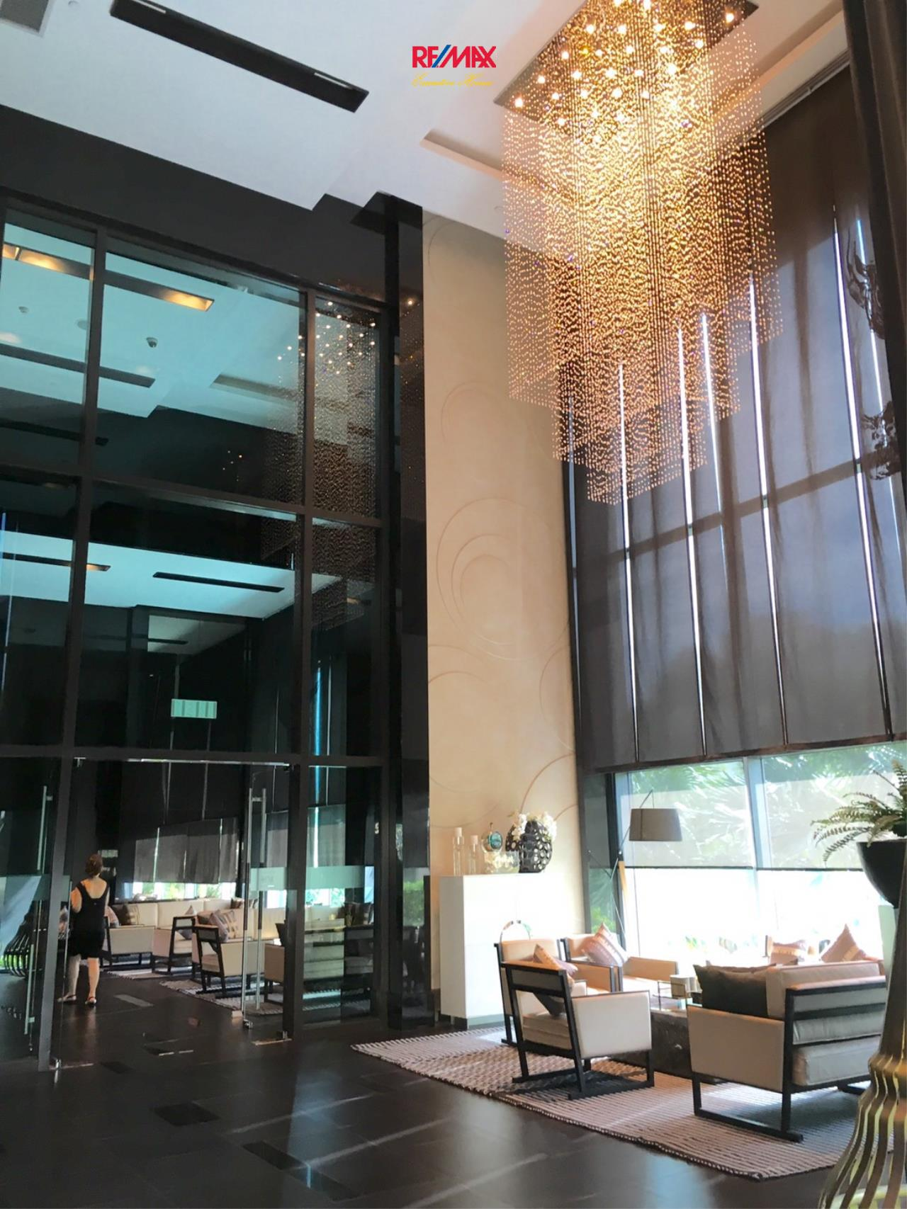 RE/MAX Executive Homes Agency's Nice 1 Bedroom for Rent The Rhythm Sathorn 6