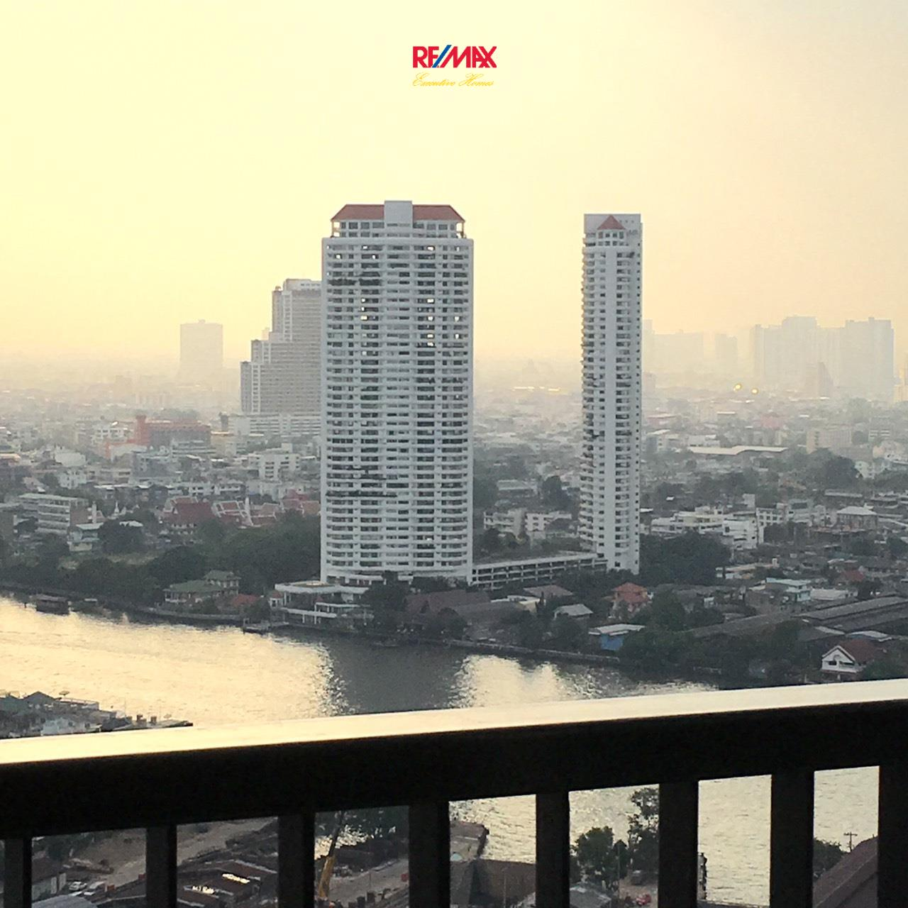 RE/MAX Executive Homes Agency's Nice 1 Bedroom for Rent The Rhythm Sathorn 9