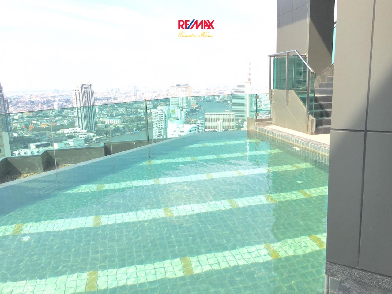 RE/MAX Executive Homes Agency's Nice 1 Bedroom for Rent The Rhythm Sathorn 10