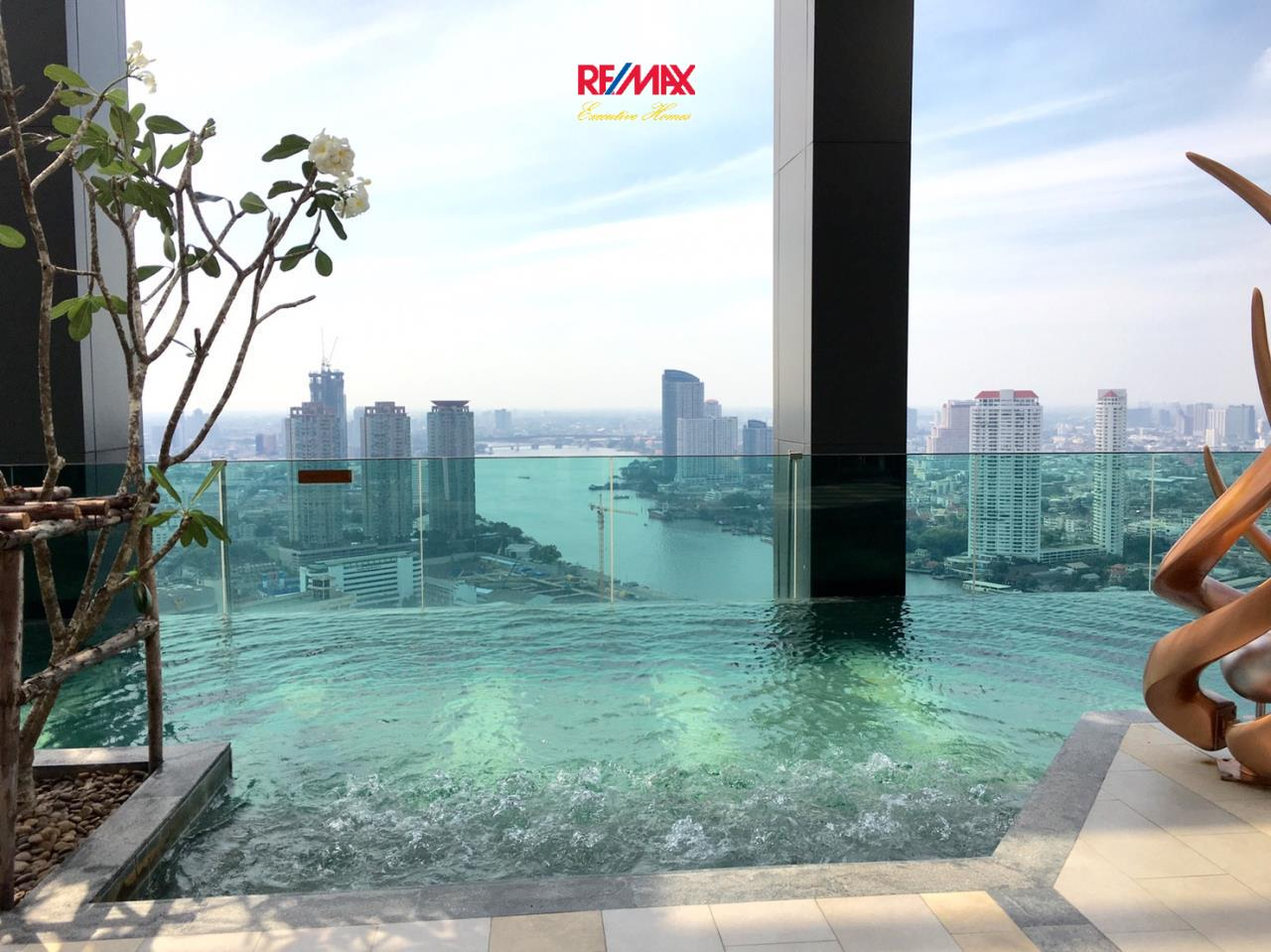 RE/MAX Executive Homes Agency's Nice 1 Bedroom for Rent The Rhythm Sathorn 11
