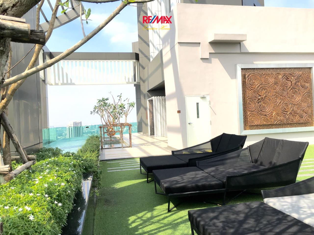 RE/MAX Executive Homes Agency's Nice 1 Bedroom for Rent The Rhythm Sathorn 13