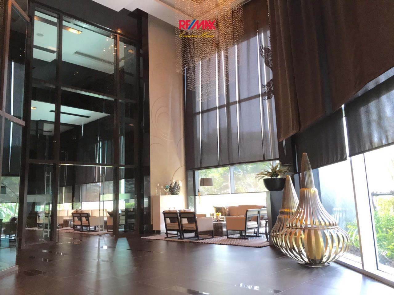 RE/MAX Executive Homes Agency's Nice 1 Bedroom for Rent The Rhythm Sathorn 17