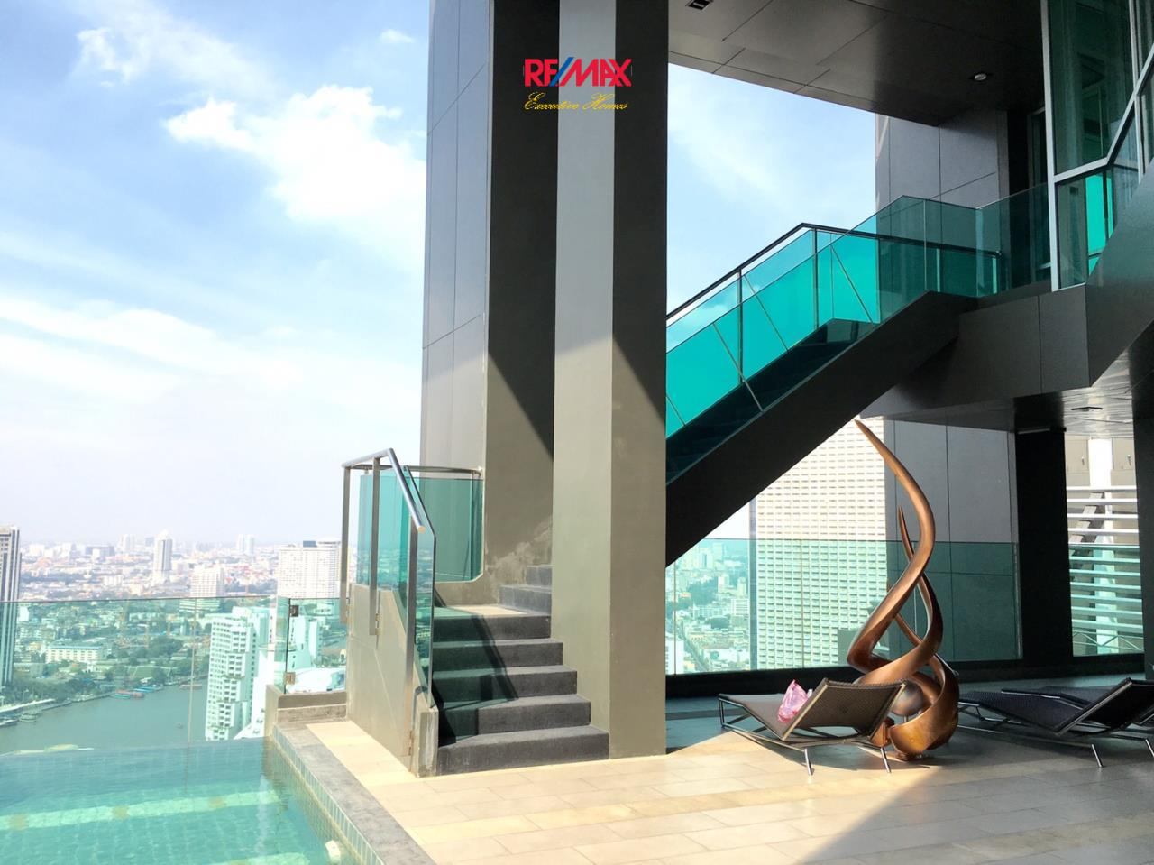 RE/MAX Executive Homes Agency's Nice 1 Bedroom for Rent The Rhythm Sathorn 19