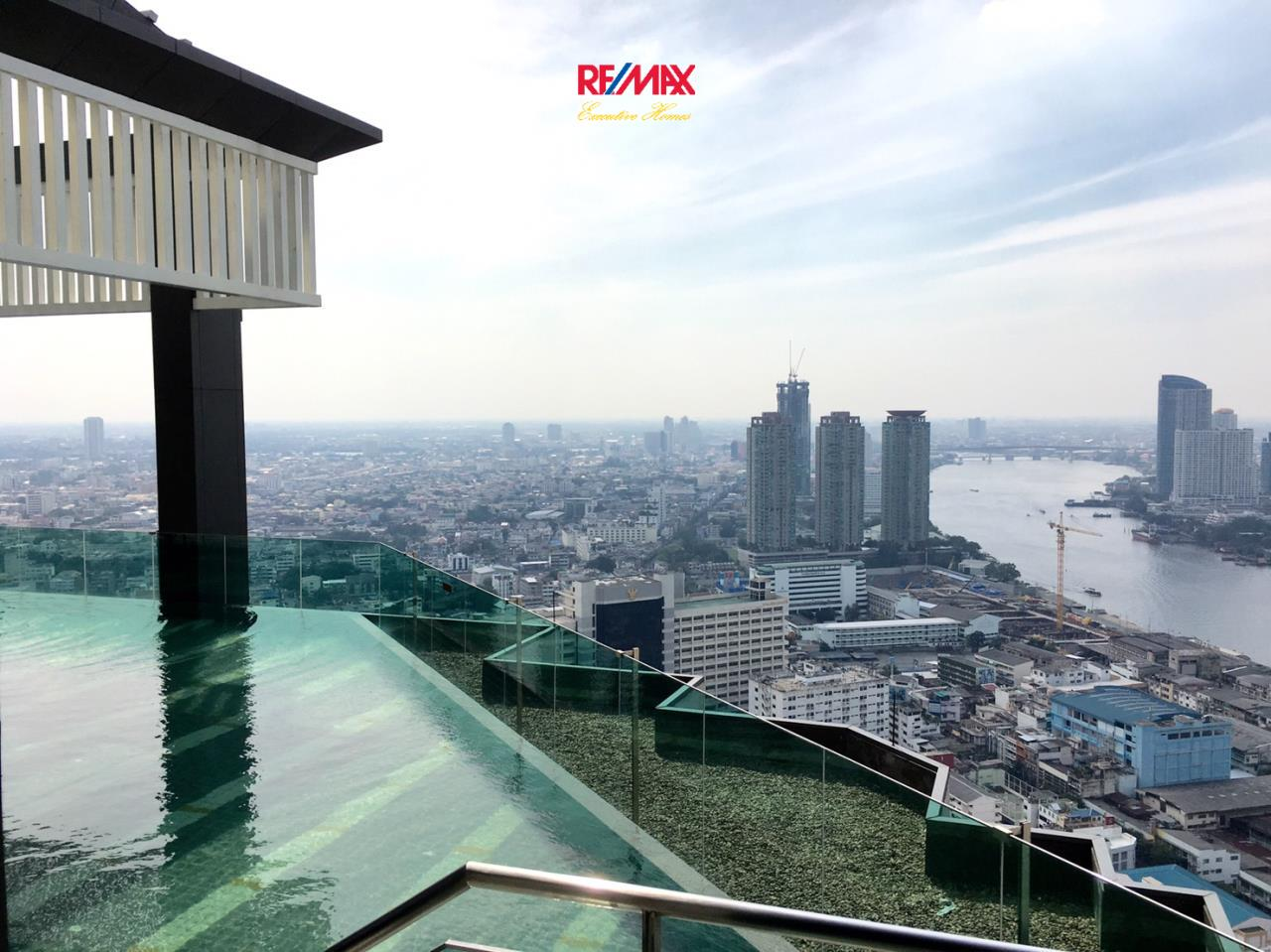 RE/MAX Executive Homes Agency's Nice 1 Bedroom for Rent The Rhythm Sathorn 20