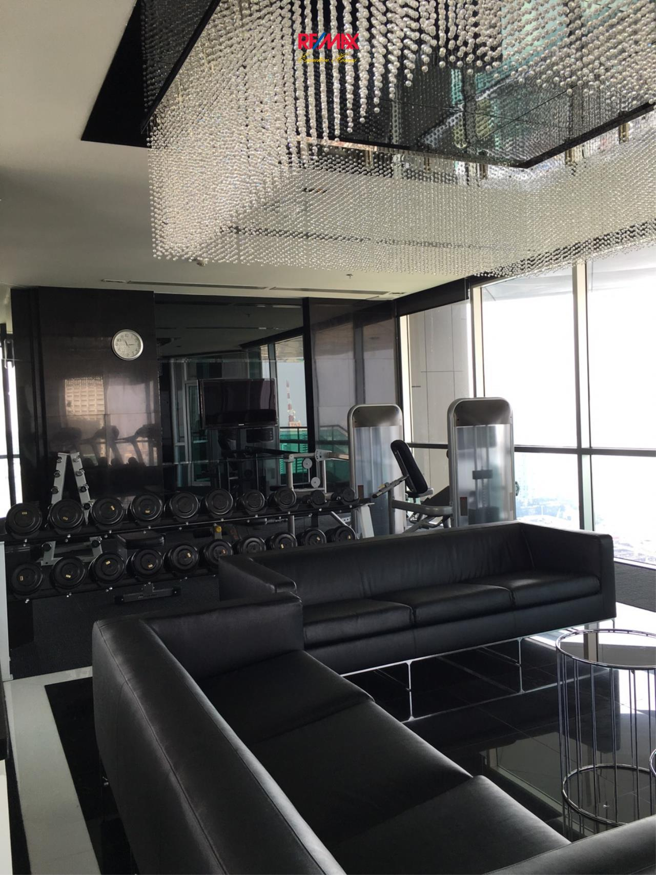 RE/MAX Executive Homes Agency's Nice 1 Bedroom for Rent The Rhythm Sathorn 21