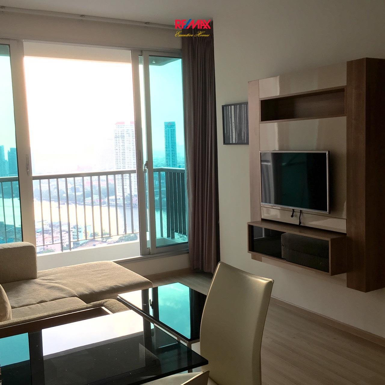 RE/MAX Executive Homes Agency's Nice 1 Bedroom for Rent The Rhythm Sathorn 23