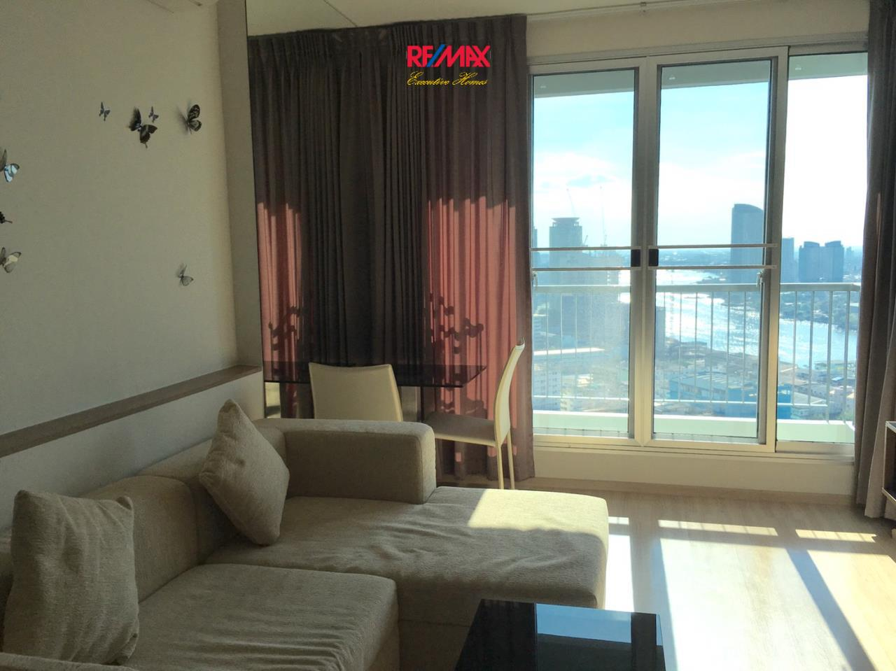 RE/MAX Executive Homes Agency's Nice 1 Bedroom for Rent The Rhythm Sathorn 1