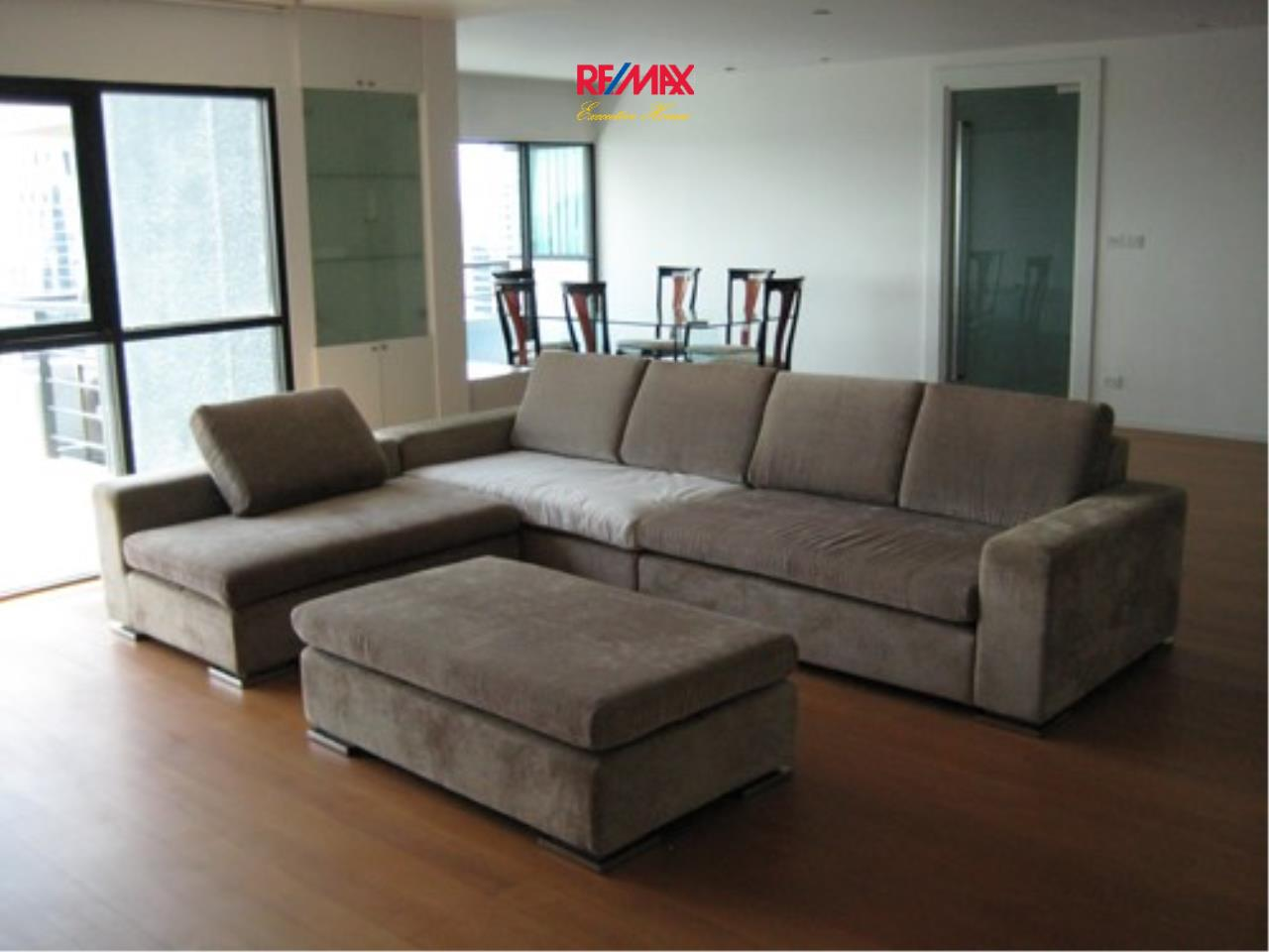 RE/MAX Executive Homes Agency's Spacious 3 Bedroom for Rent Sathorn Garden  1