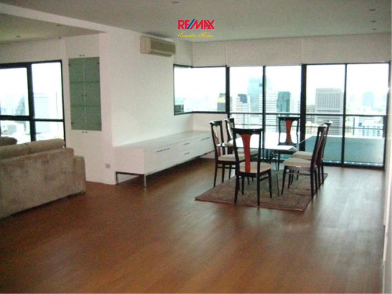 RE/MAX Executive Homes Agency's Spacious 3 Bedroom for Rent Sathorn Garden  3