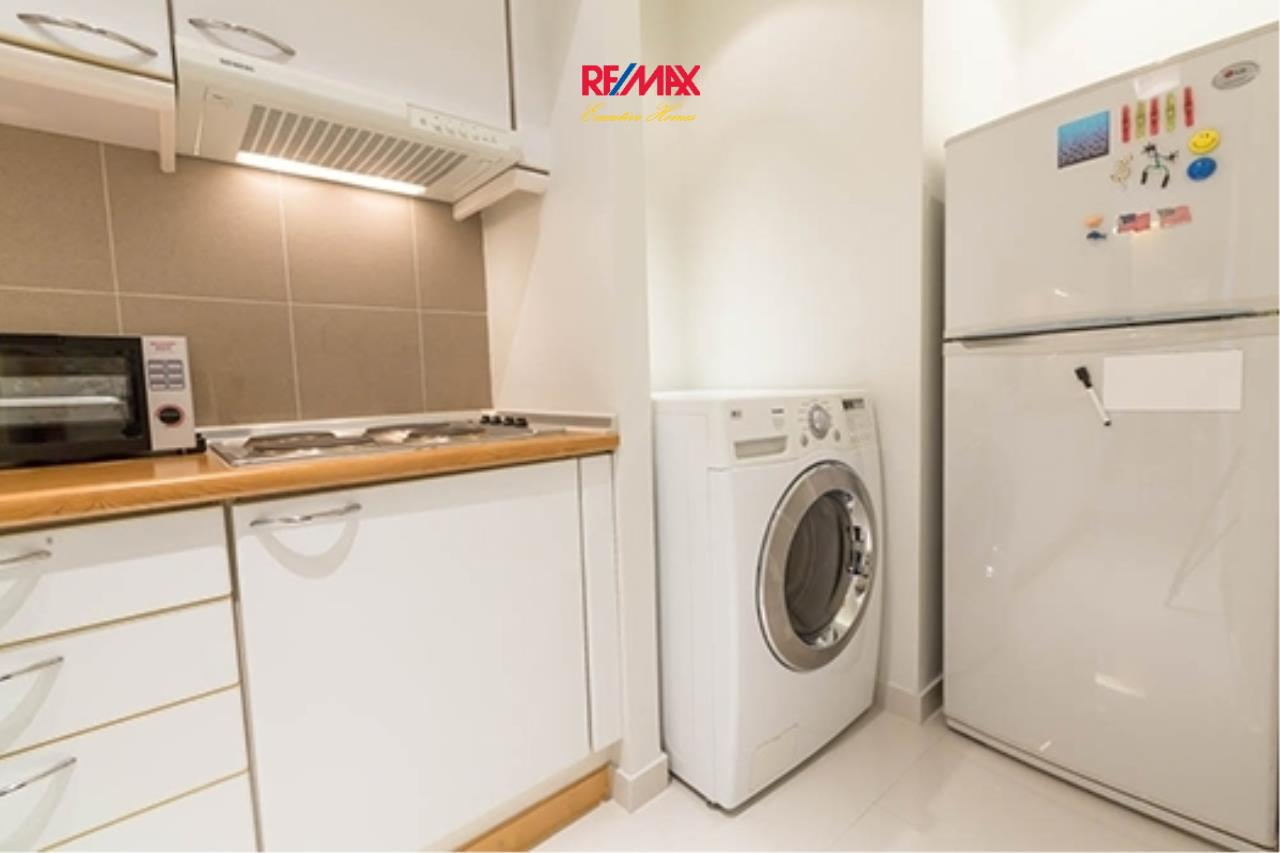 RE/MAX Executive Homes Agency's Spacious 1 Bedroom for Rent Baan Nonsi 12
