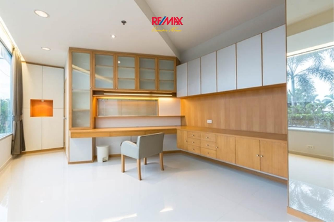 RE/MAX Executive Homes Agency's Spacious 1 Bedroom for Rent Baan Nonsi 9