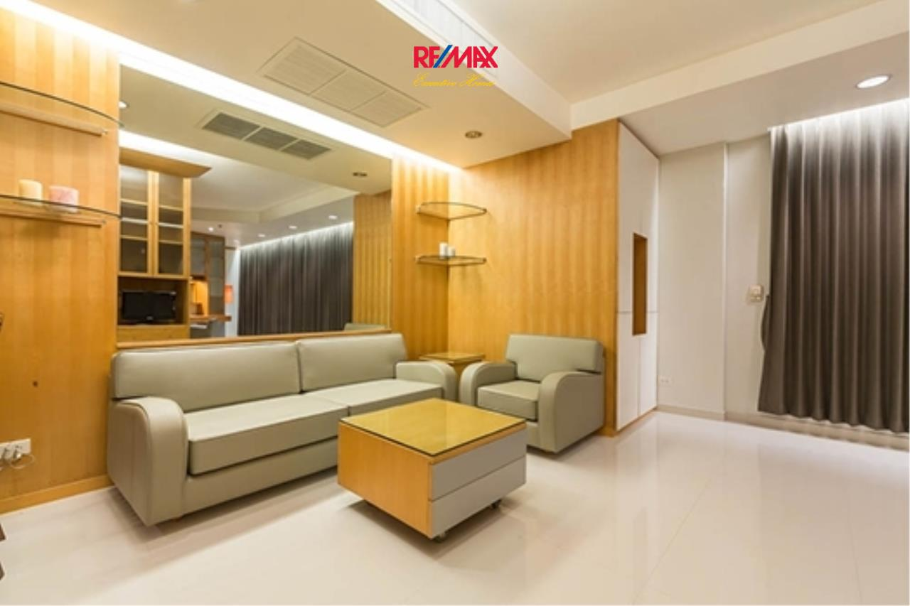 RE/MAX Executive Homes Agency's Spacious 1 Bedroom for Rent Baan Nonsi 1