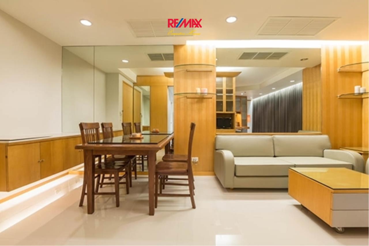 RE/MAX Executive Homes Agency's Spacious 1 Bedroom for Rent Baan Nonsi 8