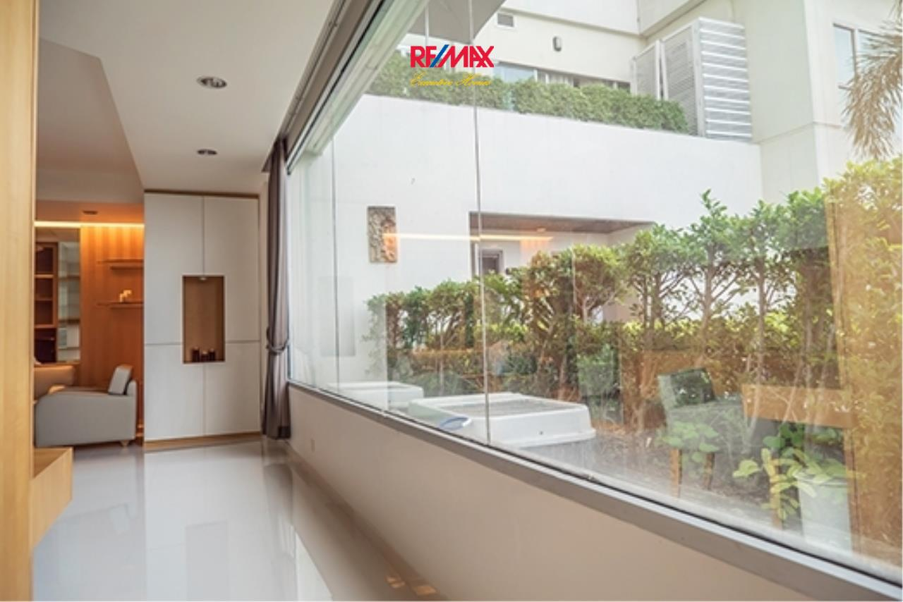 RE/MAX Executive Homes Agency's Spacious 1 Bedroom for Rent Baan Nonsi 10