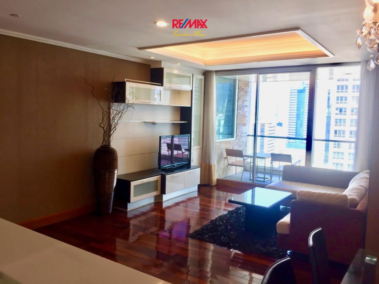 RE/MAX Executive Homes Agency's Spacious 2 Bedroom for Rent Ascott Sky Villa 1