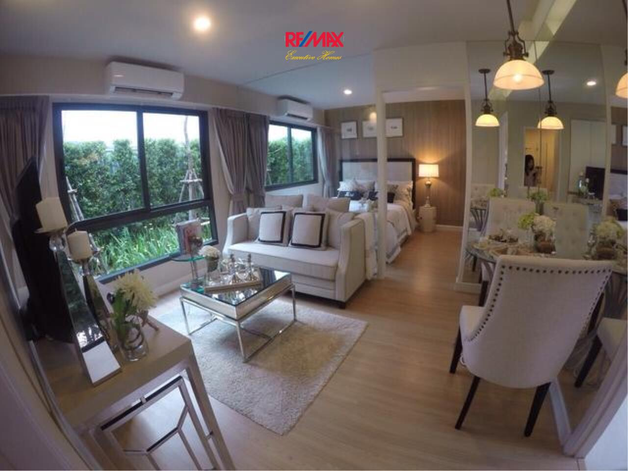 RE/MAX Executive Homes Agency's Nice 1 Bedroom for Sale The Nest Sukhumvit 22 1