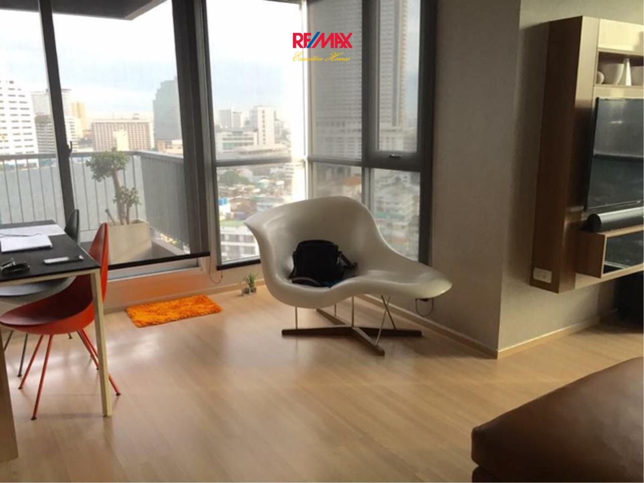 RE/MAX Executive Homes Agency's Spacious 1 Bedroom for Sale Rhythm Sathorn 2