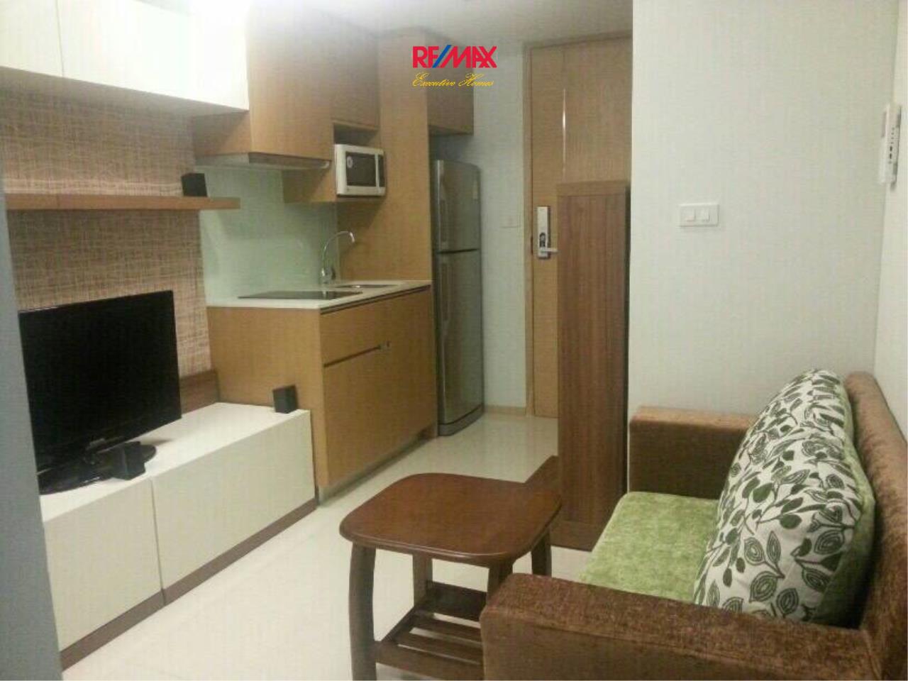 RE/MAX Executive Homes Agency's Nice 1 Bedroom for Rent Socio Ruamrudee 1