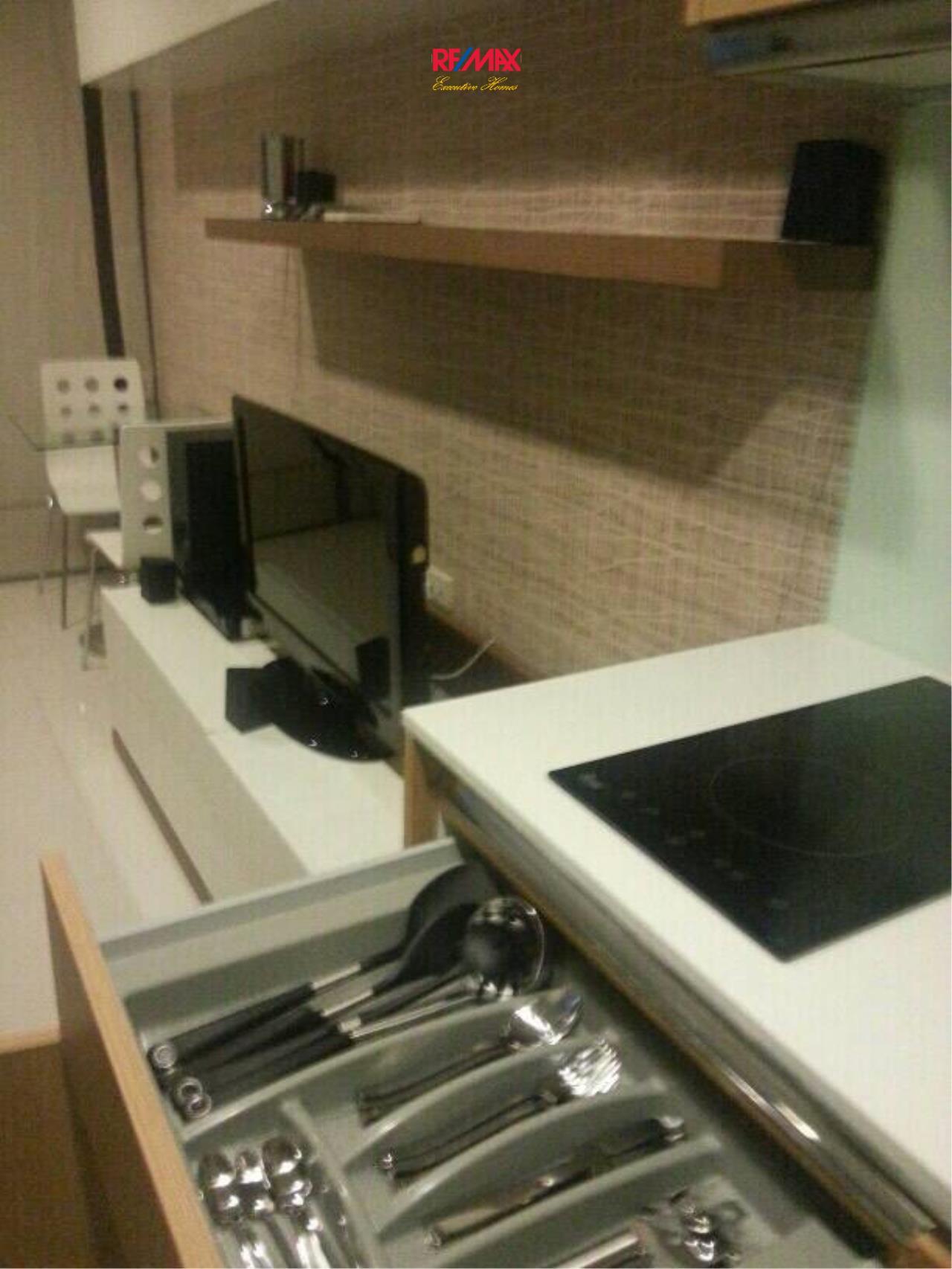 RE/MAX Executive Homes Agency's Nice 1 Bedroom for Rent Socio Ruamrudee 5