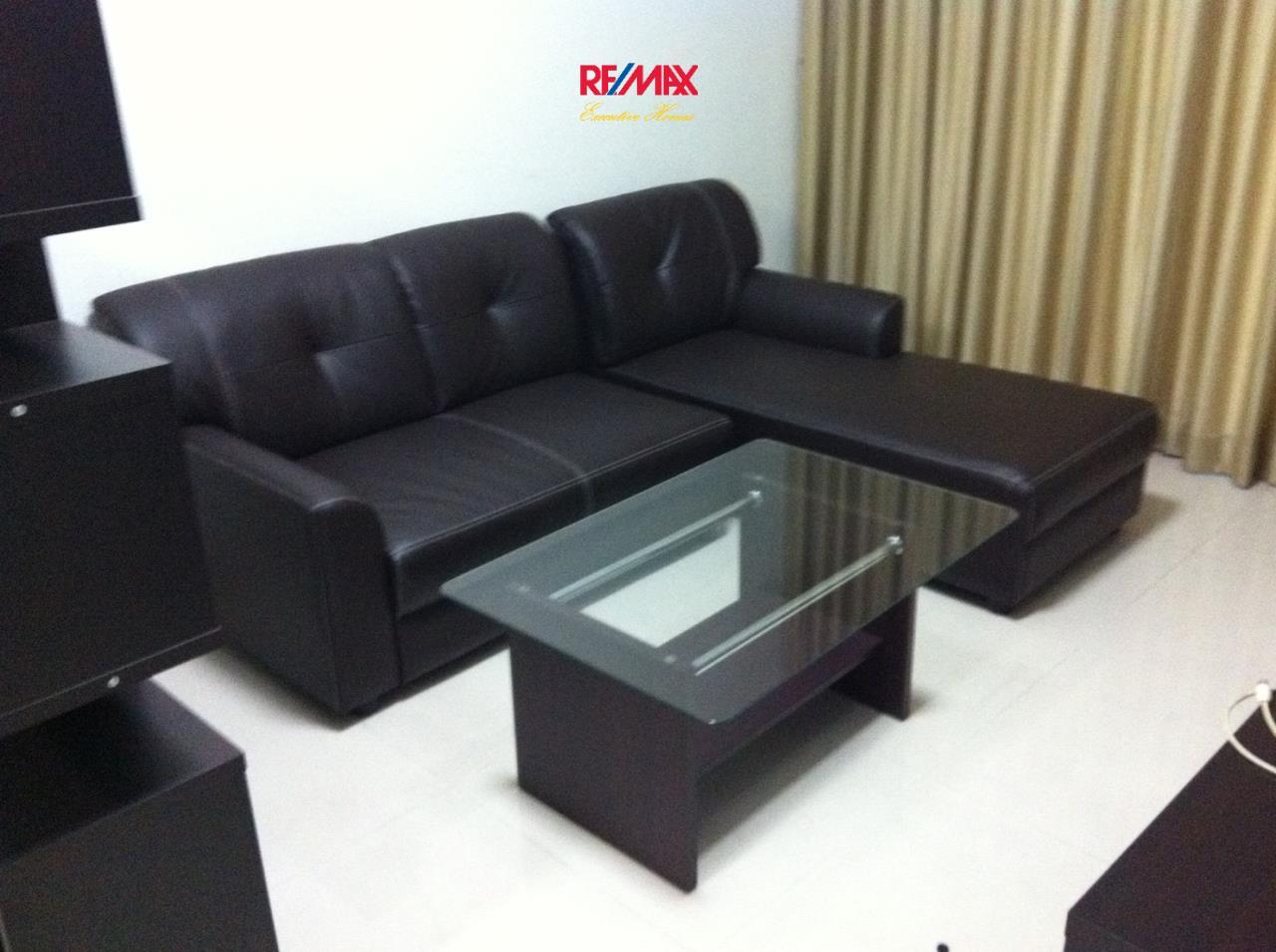 RE/MAX Executive Homes Agency's Spacious 1 Bedroom for Rent Supalai Premier Asoke 1