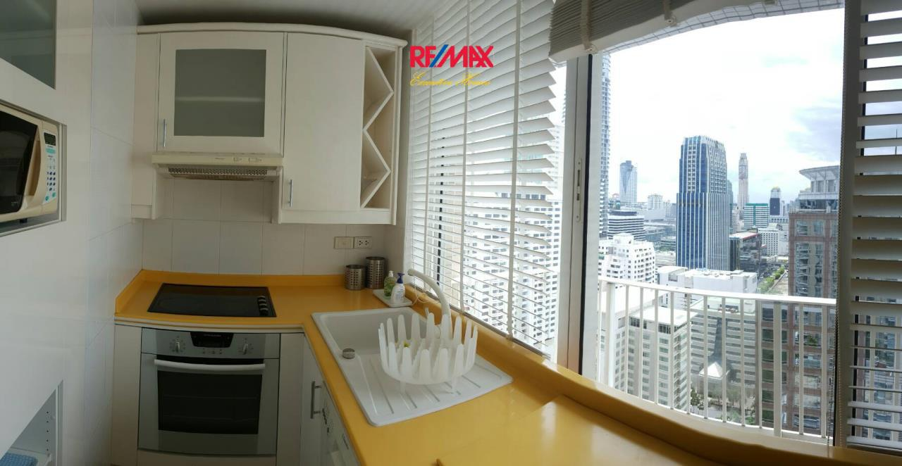 RE/MAX Executive Homes Agency's Spacious 2 Bedroom for Rent Langsuan Ville 8