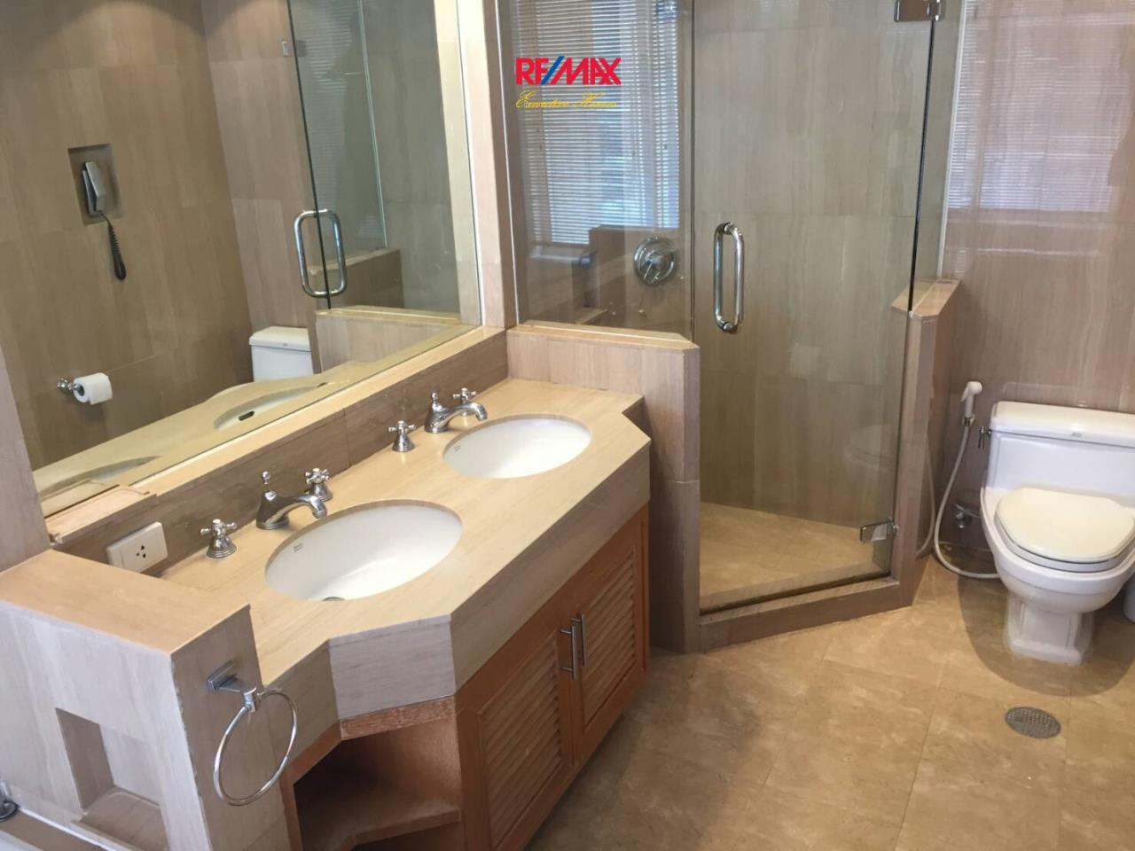 RE/MAX Executive Homes Agency's Spacious 2 Bedroom for Rent Langsuan Ville 9