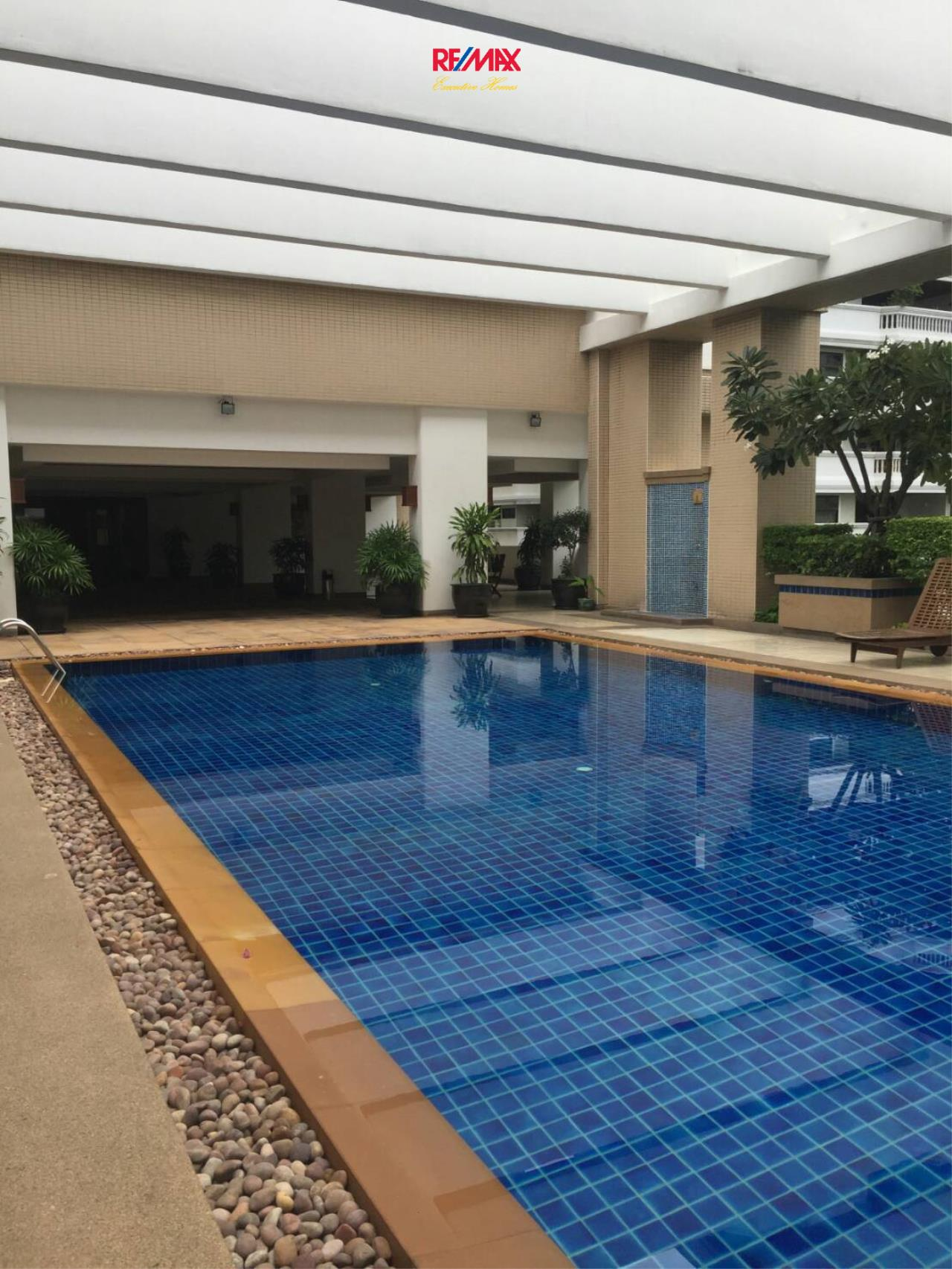 RE/MAX Executive Homes Agency's Spacious 2 Bedroom for Rent Langsuan Ville 12